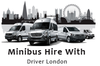 Service: Minibus Hire With Driver London